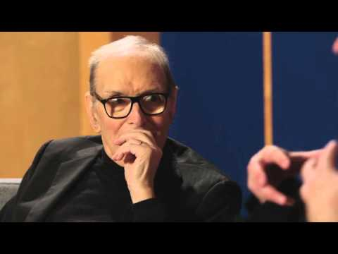 Ennio Morricone and The Hateful 8