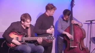 The Aleksi Glick Quartet playing Bye Bye Blackbird.