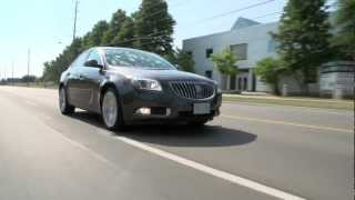 2012 Buick Regal Review