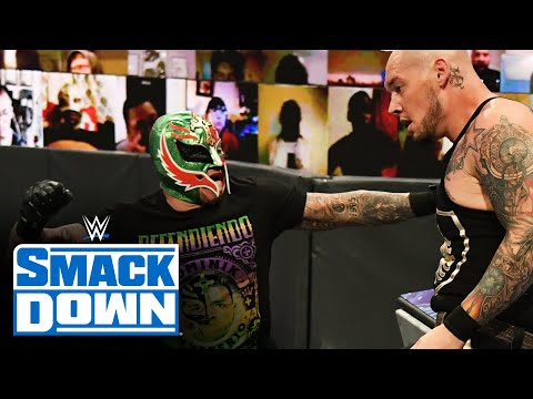 Rey Mysterio vs. King Corbin - Survivor Series Qualifying Match: SmackDown, Nov. 6, 2020