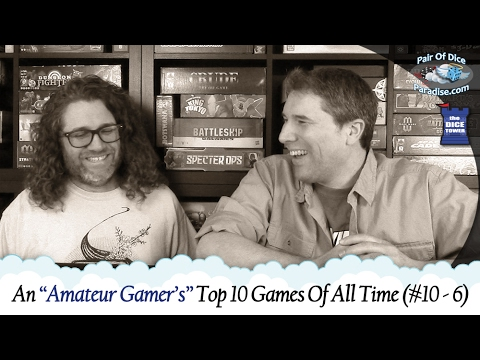 """An """"Amateur Gamer's"""" Top 10 Games Of All Time (#10 - 6)"""