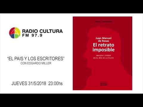 El Pais y Los Escritores - Radio Cultura FM 97.9 - 31/5/2018