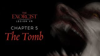 PS4 Games | The Exorcist: Legion VR - Chapter 5 -The Tomb- Gameplay Trailer - PS VR