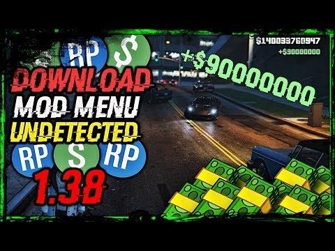 GTA V PC Online 1.39 Mod Menu - Galaxy 0.1.7 Release ...