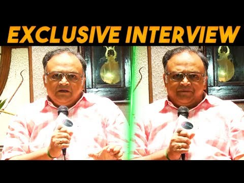Tamil Actor Mohan Raman Exclusive Interview