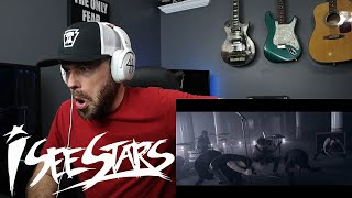 I SEE STARS - Murder Mitten (REACTION!!!)