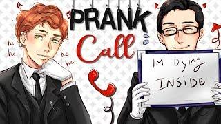 2 Voice Actors - 1 Prank Call