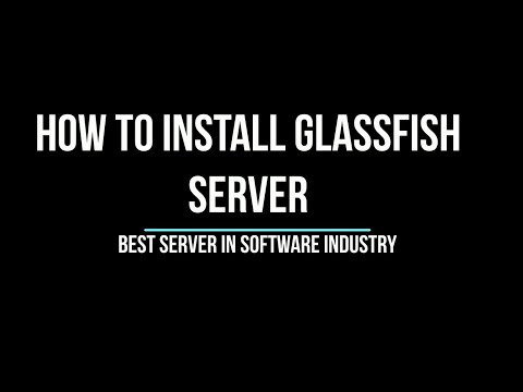 How To Download And Install Glass Fish Server On Windows || Domain Creation In GlassFish Server