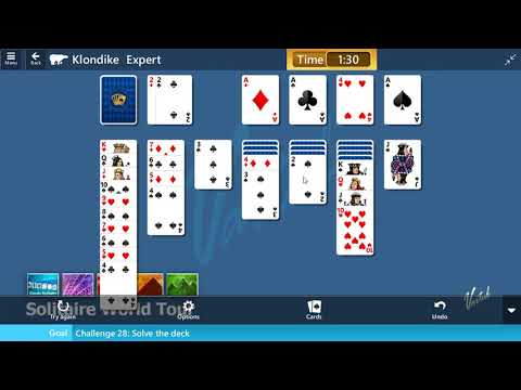 Solitaire World Tour #28 | July 20, 2019 Event
