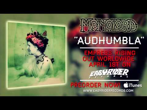 Monolord - Audhumbla | Empress Rising | RidingEasy Records