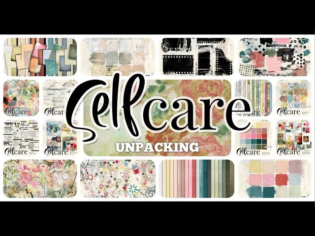 Selfcare - unpacking by NBK-Design
