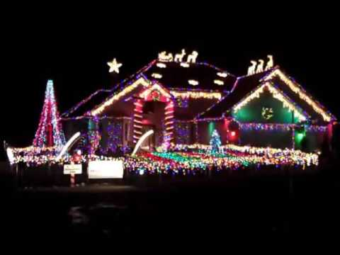 World's Best Christmas Musical Lights Display