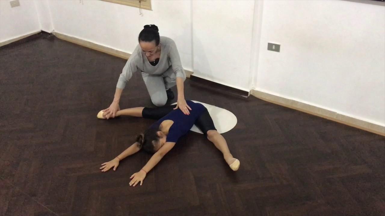 Упражнения для развития выворотности в тазо-бедоеных суставах чистка суставов лавровым