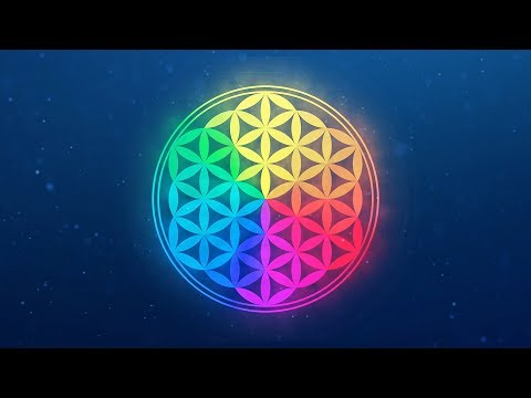 ALL 9 SOLFEGGIO FREQUENCIES HEALING MUSIC   Whole Body Regeneration   9 MIRACLE TONES