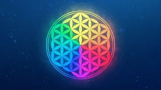 ALL 9 SOLFEGGIO FREQUENCIES HEALING MUSIC | Whole Body Regeneration | 9 MIRACLE TONES