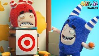 Oddbods | L' Enigma di Carnevale | Cartoni Animati Divertenti per Bambini