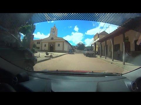 Viaje de Santa Cruz a Samaipata en 17 minutos