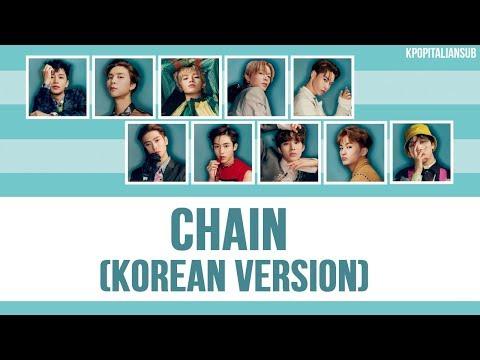 [SUB ITA / HAN / ROM] NCT 127 - Chain (Korean Version)