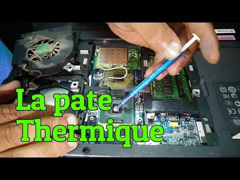 How to Clean a CPU and Apply Thermal Paste
