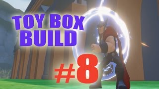 Disney Infinity 2.0 - Toy Box Build - Pillars [8]