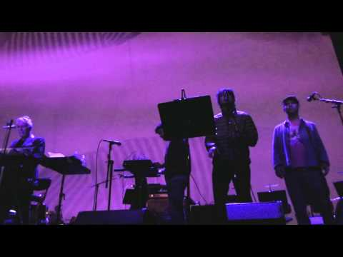 Animal Collective et John Cale - There She Goes Again - Philharmonie Paris 2016