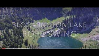 Bloomington Lake Rope Swing