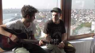 """Dub FX feat. Güntaç Özdemir - (Freestyle) / """"Long Way from Home"""" Istanbul Acoustic Sessions"""