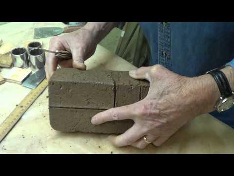 Brick Relief Sculpture -- Part 5 - Carving & Conversation