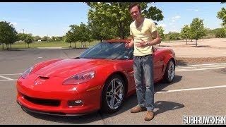 Review: 2008 Corvette Z06