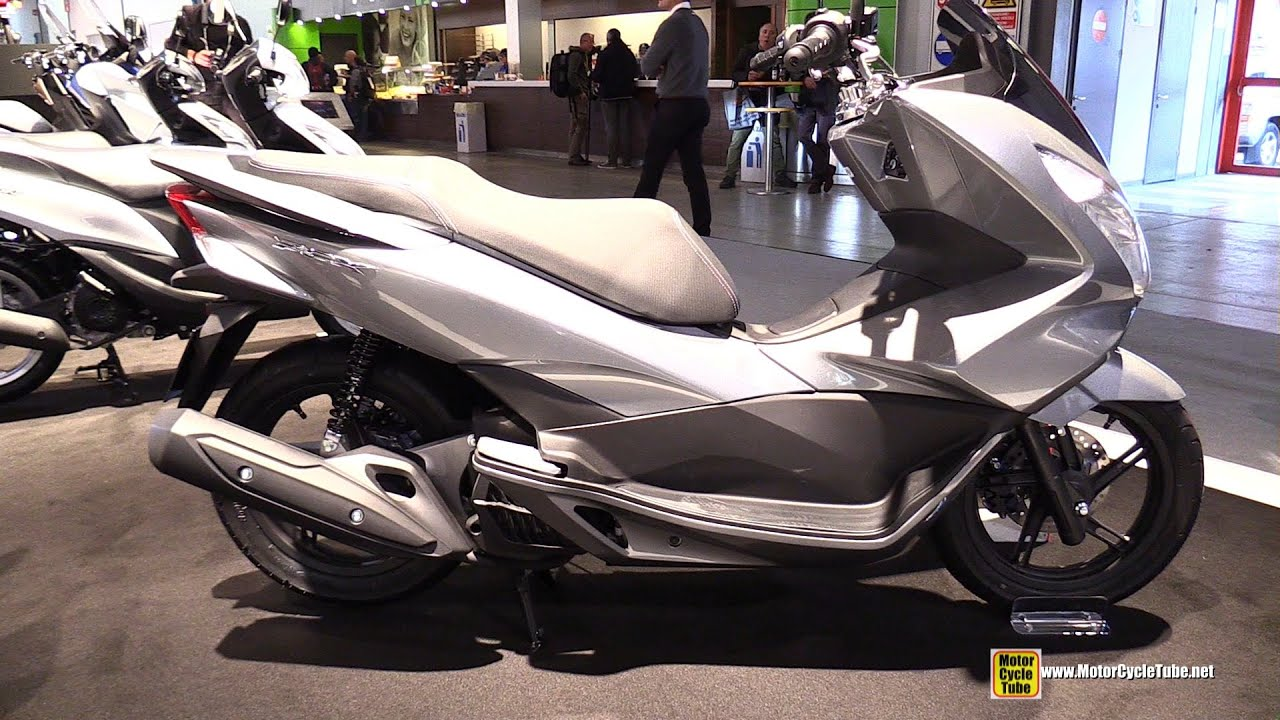 2015 honda pcx 125 scooter walkaround 2014 eicma milan. Black Bedroom Furniture Sets. Home Design Ideas