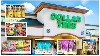 SHOP WITH ME   DOLLAR TREE   WHAT