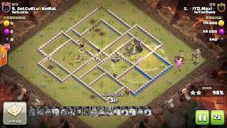 InTheDark vs Selçuklu 2018/09/09 - Clash of Clans