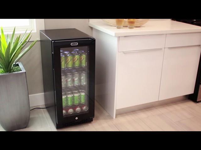 Whynter Beverage Refrigerators Featuring Model BBR-801BG