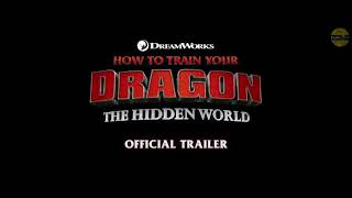 HOW TO TRAIN YOUR DRAGON 3 OFFICIAL TRAILER 1