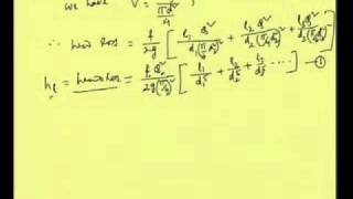 Mod-8 Lec-3 Pipe in Series & Parallel