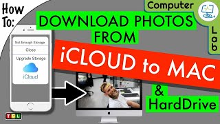 How to Save photos from iCloud to Mac