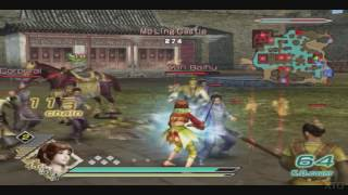 Dynasty Warriors 6 PS2 Gameplay HD (PCSX2)