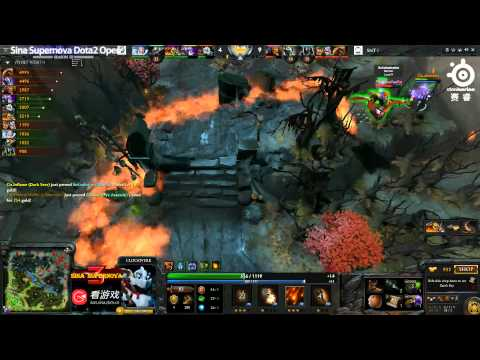 Sina Cup S3 - SNT vs CIS game 2