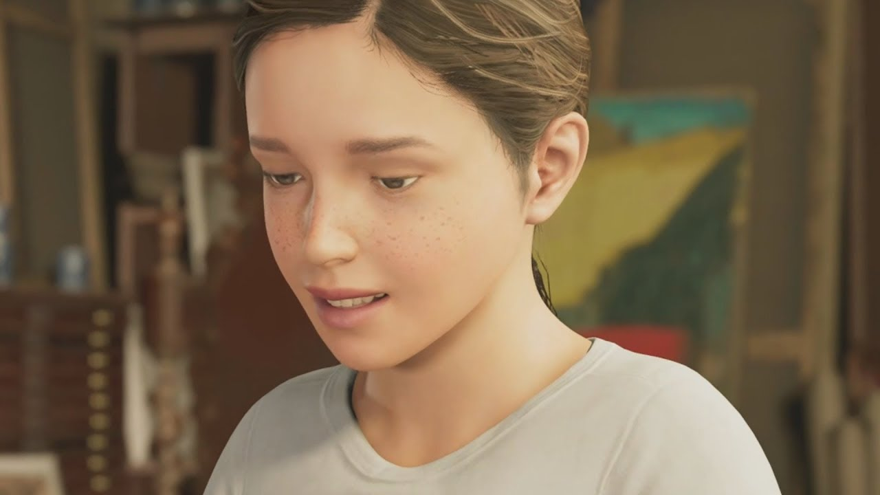 Lara Croft S Childhood Flashback Shadow Of The Tomb Raider Youtube
