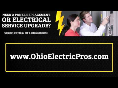 Electricians Cuyahoga Falls Ohio offering Electrical Service Panel Upgrades