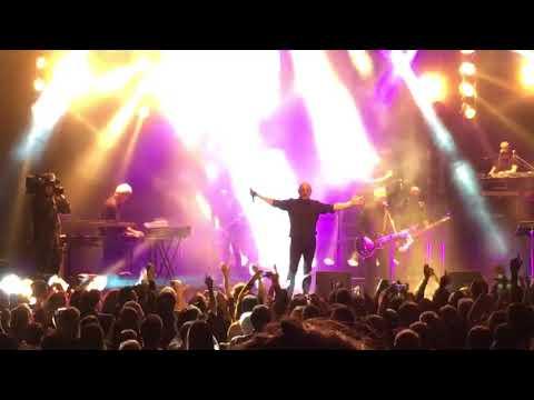Starman Decibel feat Midge Ure Live Milano 20.05.2018