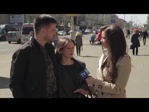 Интервью на улице. часть 1 | e-dostavka.by