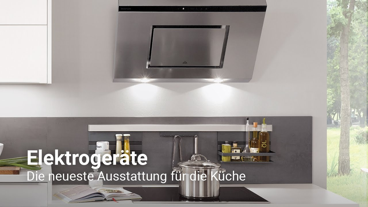 Küchen Elektrogeräte - Möbelix Küchen Beratung