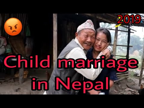Just a reminder > Nepal's child marriage should be banned  (2019)