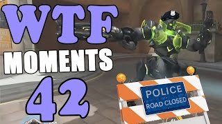 Overwatch WTF Moments Ep.42