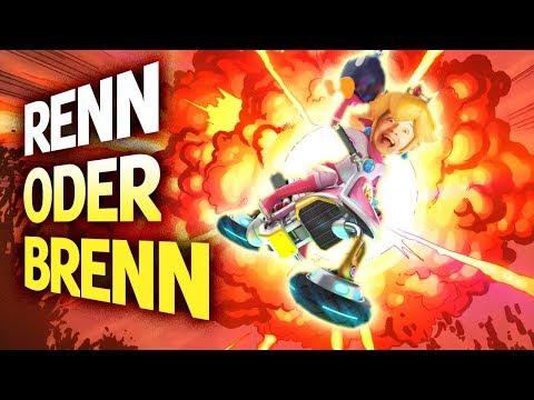 HWSQ 💀 048: RENN oder BRENN! ★ Mario Kart 8 Deluxe