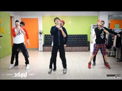 VIXX - Hyde (dance Practice) MirrorDV