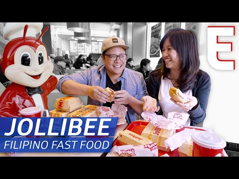 Why Jollibee's Fast Food has Americans Waiting in Insane Lines — Cult Following