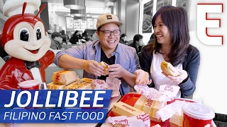 Why Jollibee's Fast Food has Americans Waiting in Insane Lines - Cult Following