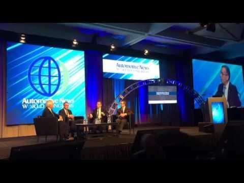 Continental's Jeff Klei on self-driving, autonomous cars